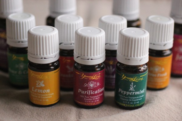 """""""Young Living Oils - Raindrop aromatherapy Technique"""""""