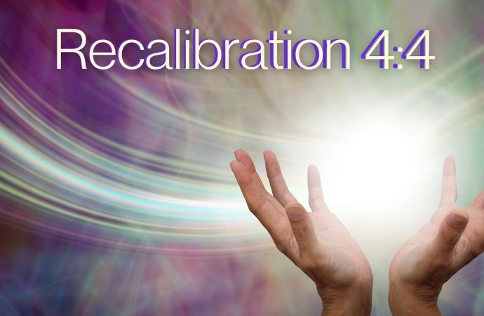 """Recalibration 4:4"""